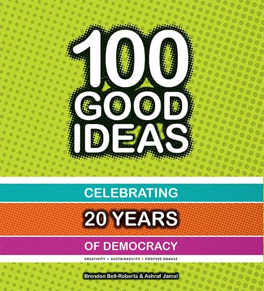 100 BUENAS IDEAS AFUERA