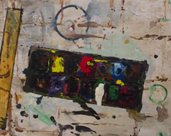 Casper de Vries - Colore a cubetti