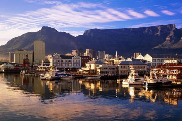 Kapstadtflüge