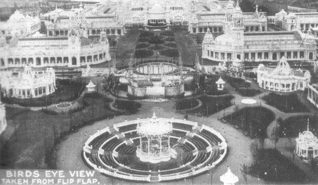Franco-British Exhibition-Aerial-view final