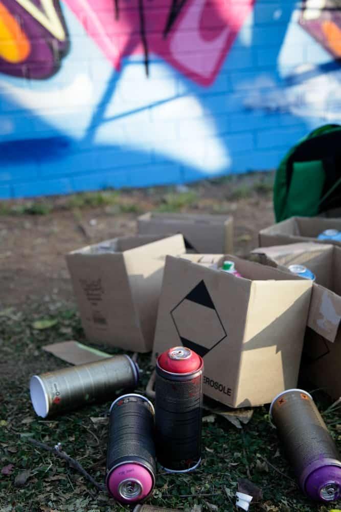 INTRO stylesfromthestrade graffiti jam 26