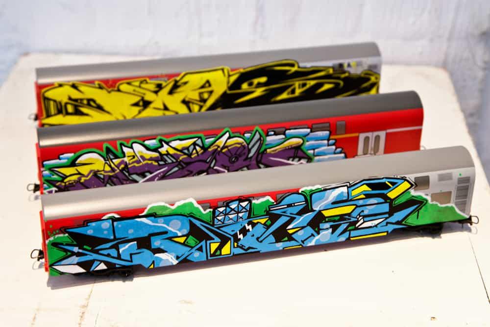 stili dal lavoro della galleria delle strade 4