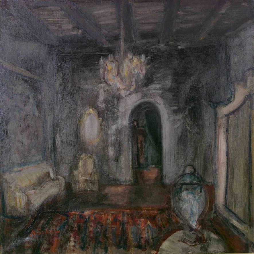 Buchner Interior de una habitación