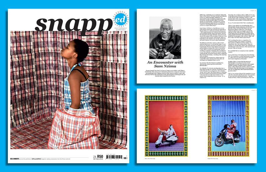 Snapped Issue04 Comunicato stampa