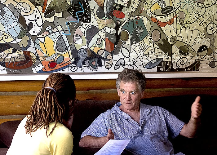 STORIA Slingsby Intervista a Thobeka