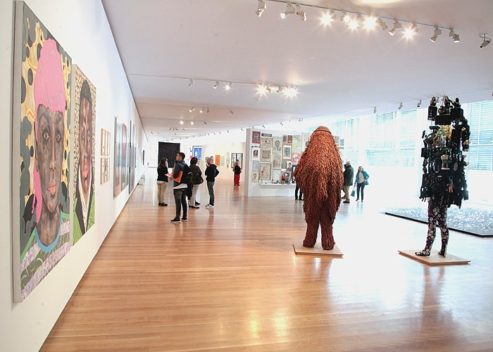 EXHIB Sindika Dokolo Installation View1