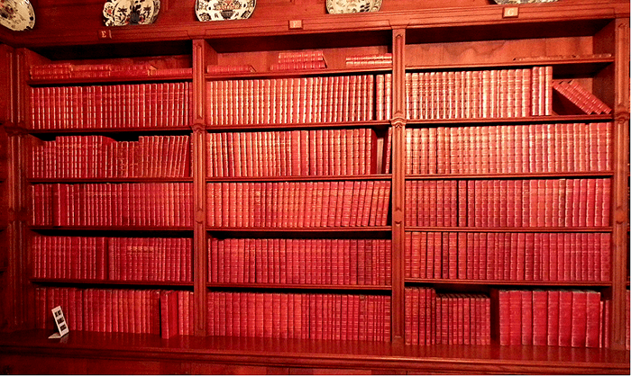 Morrocan Leather Bound Books