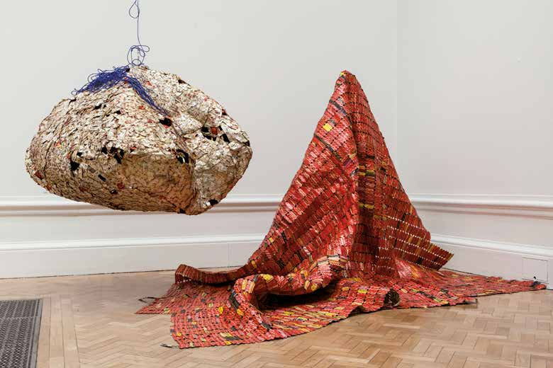STORY Innovation Issue 13.3 El Anatsui
