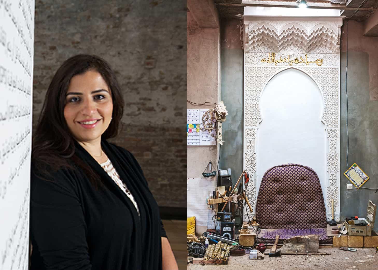 GESCHICHTE Biennale Marrakesch 6
