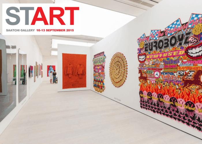 AA STORY START Art Fair 2015
