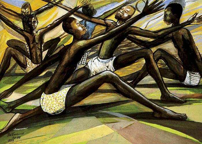 STORIA AA Mercato globale dell'arte di Kabov Johans Borman