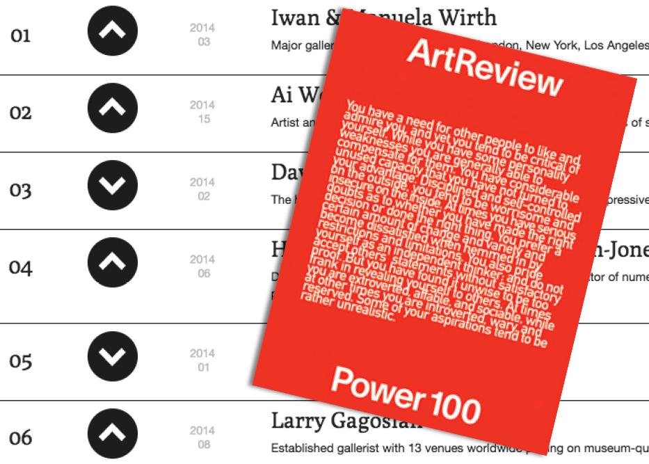 ArtReviewPower100 WEB