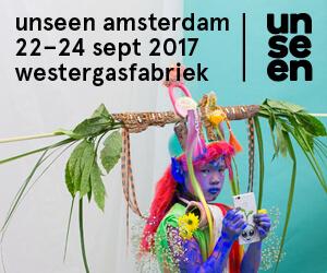 UNSEEN Amsterdam – 22-24 September 2017 – Westergasfabriek