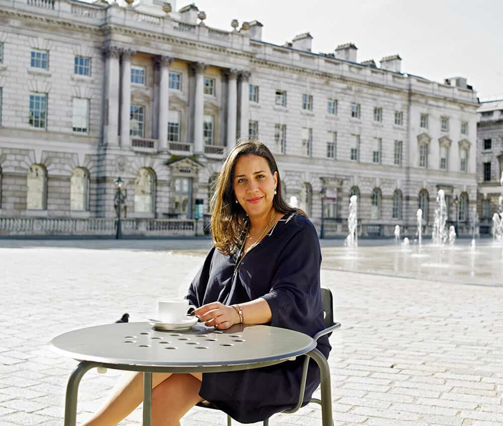 Touria El Glaoui. Courtesy of 1:54 © Victoria Birkinshaw