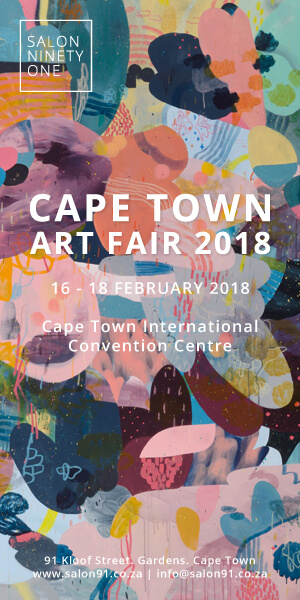 Salon 91 - Cape Town Art Fair CTAF 2018