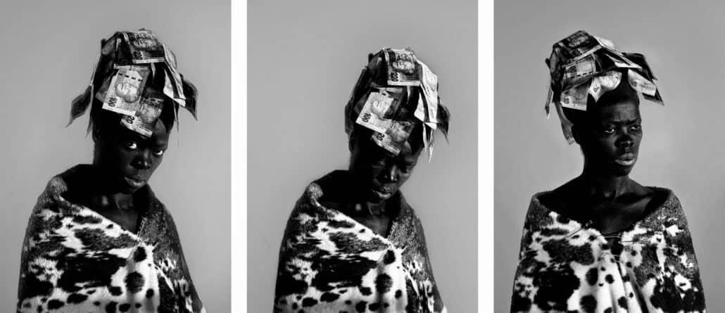 Zanele Muholi, 'Nomalandi Wenda, Parktown', 2016. Courtesy of Stevenson, Cape Town/Johannesburg & Yancey Richardson, New York.