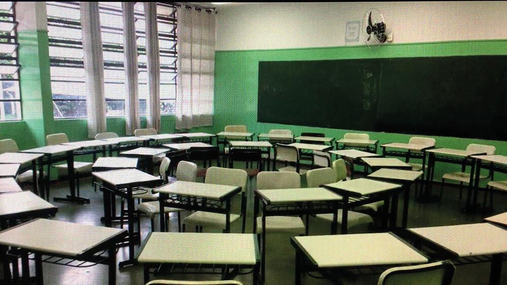 Graziela Kunsch, Escolas, 2016. Vídeo. Mit freundlicher Genehmigung des Künstlers & Galpão Videobrasil.