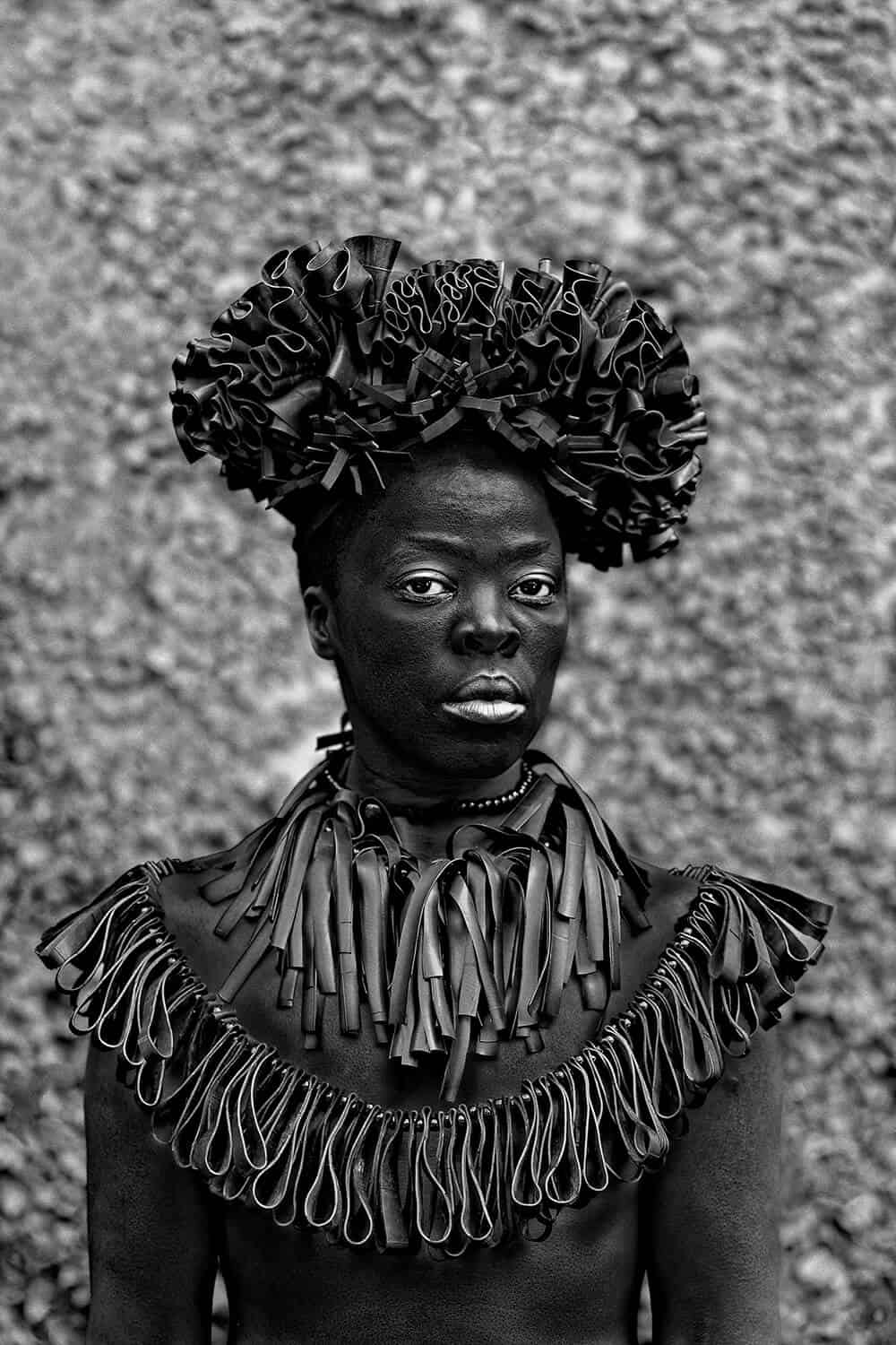 Hlonipha, Cassilhaus, Chapel Hill, North Carolina, 2016. © Zanele Muholi. Courtesy of Stevenson, Cape Town/Johannesburg.