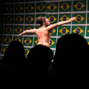 "Luiz de Abreu, O samba do crioulo doido, 2004-2013. Vídeo, 22'28"". Photographer: Renata D'Almeida. Courtesy of the artist & photographer."