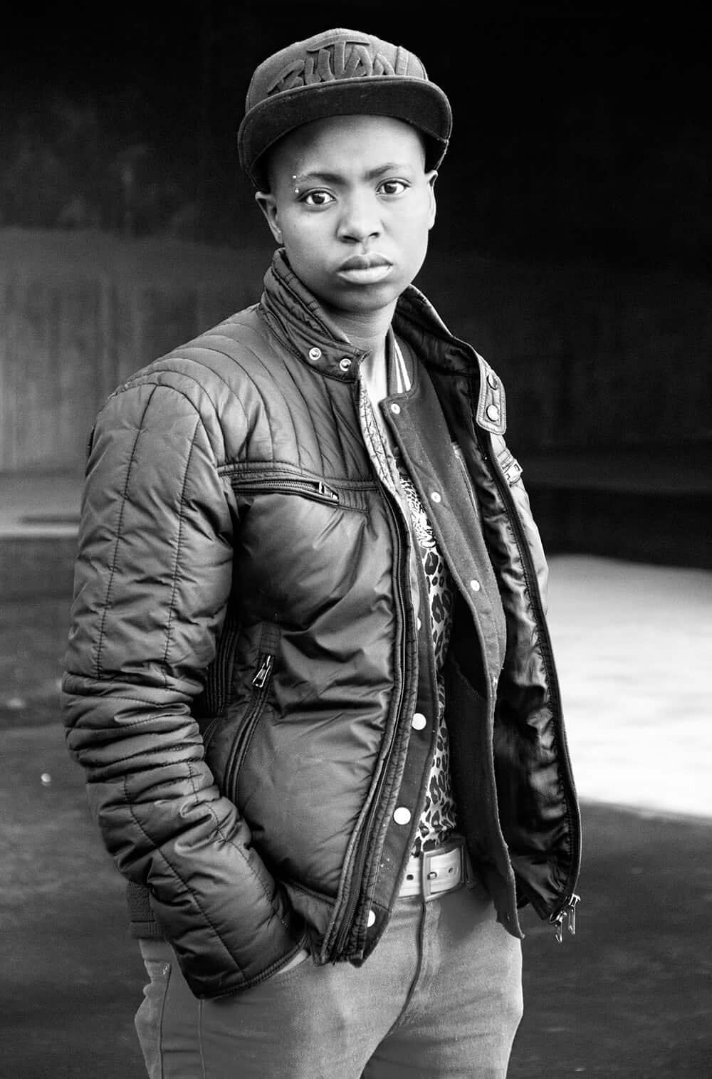 Zanele Maholi, Collen Mfazwe Womens Gaol Constitution Hill Braamfontein Johannesburg, 2013. Image courtesy of artist.