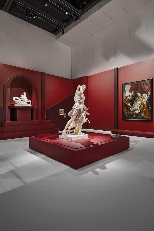 Exposición del Louvre Abu Dhabi - De un Louvre a otro. Fotógrafo: Erik Hesmerg. © Louvre Abu Dhabi