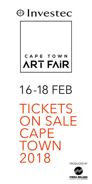 Investec Cape Town Art Fair - ICTAF 2018