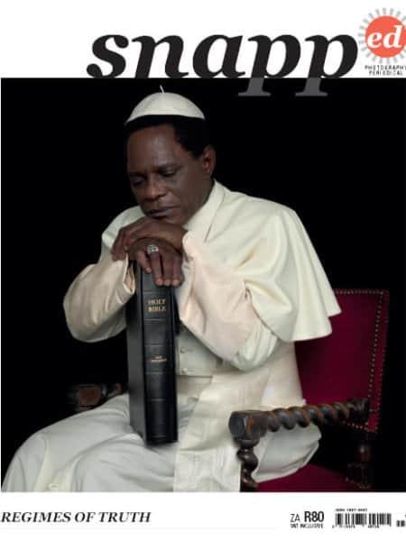 SNAPPED, 06, Cover. Regimi di verità. Festival LagosPhoto