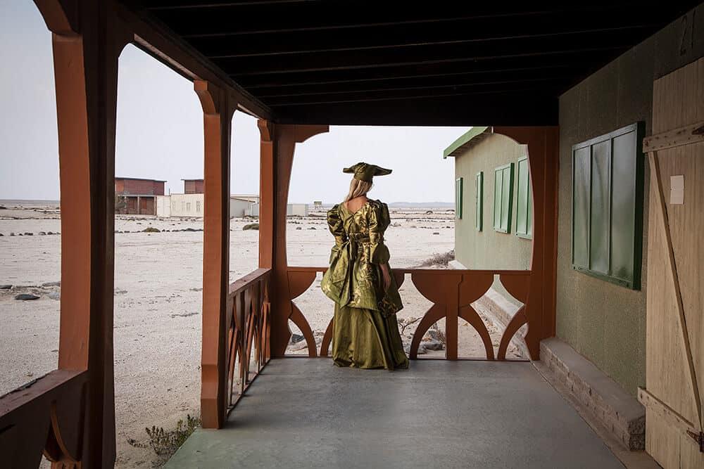 Nicola Brandt, The Shape of Memory,Wlotzkasbaken, Namibia, Digital Pigment Print, 73 x 100cm (paper size);60 x 90cm (photo size), Edition of 3 + 2AP.