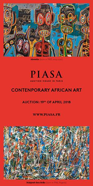 PIASA - ART AFRICAIN