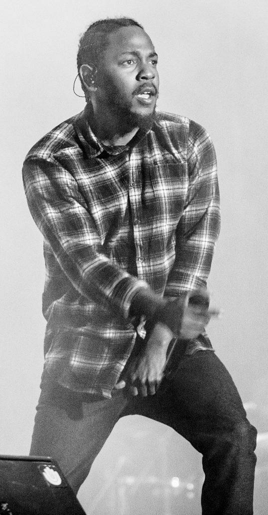 Kendrick Lamar (Music), 2016. (Batiste Safont:Wikipedia)