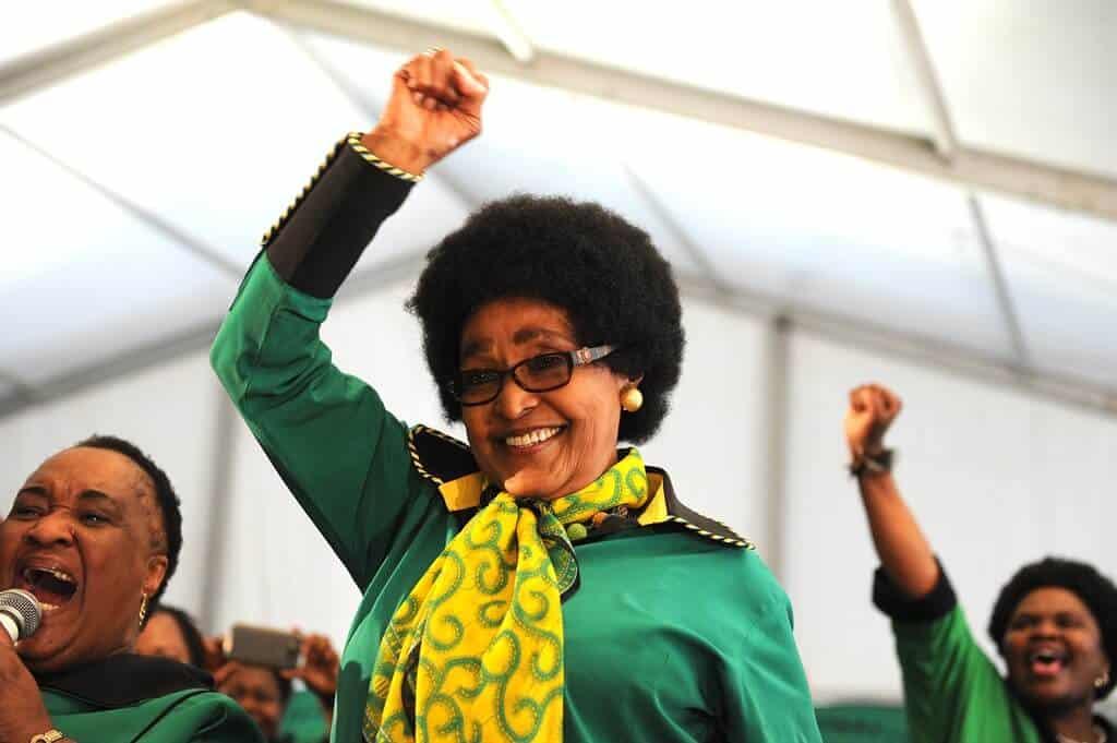 Winnie Madikizela Mandela