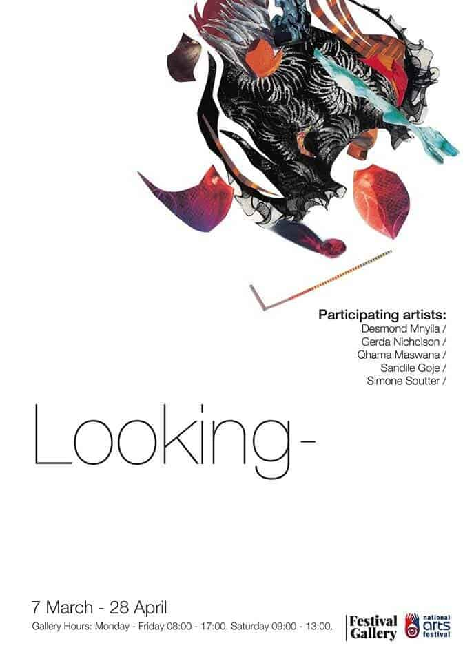 Looking-, Festival Gallery, 7 March-28 April 2018.