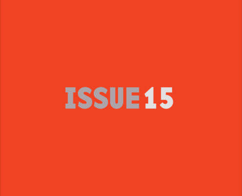 ISSUE 15, COMING SOON IN MARCH