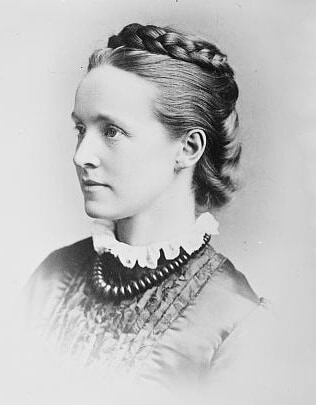 Portrait of Millicent Fawcett, 24 May 1913.