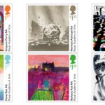 Yinka Shonibare creates stamp for Royal Academy's 250th year