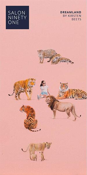 Salon91 - 'Dreamland' by Kirsten Sims