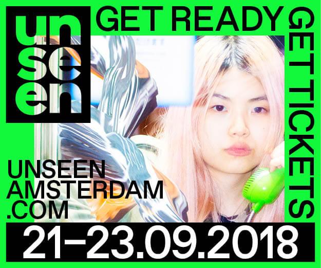 Unseen Amsterdam: 21-23 September 2018