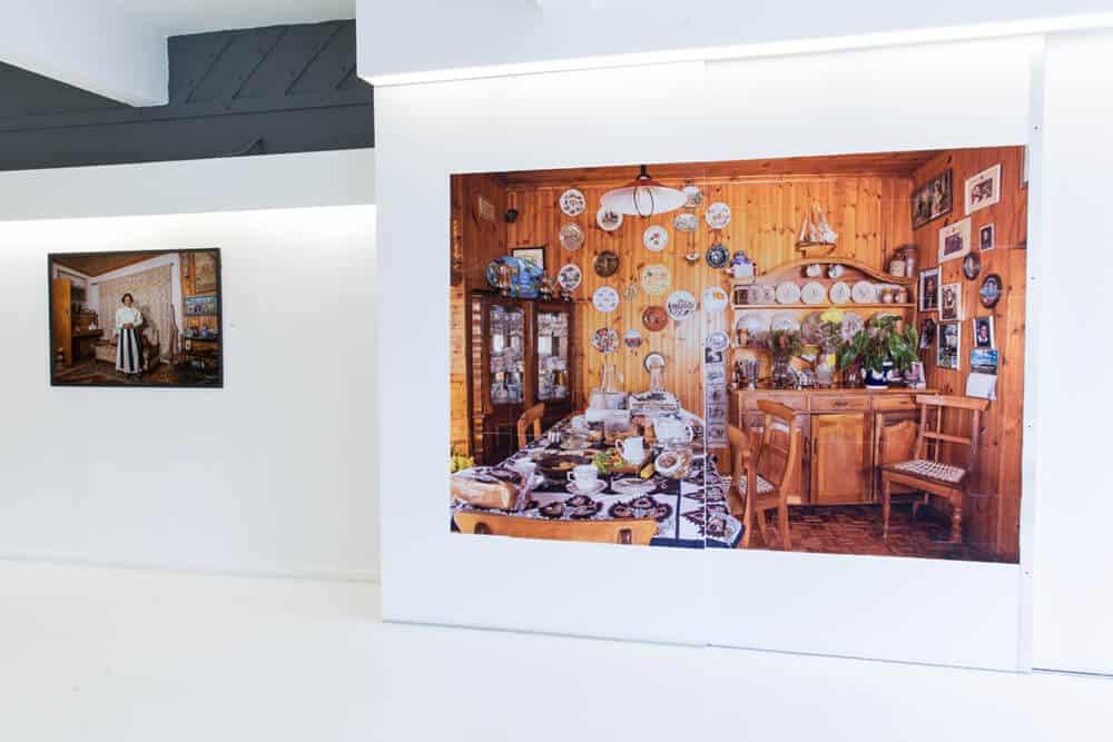 Installation shots of the seriesMokwena Macquena Mac Quene.