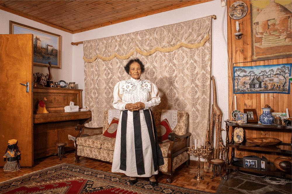 Jabu Newman, Ohne Titel II, 2018.