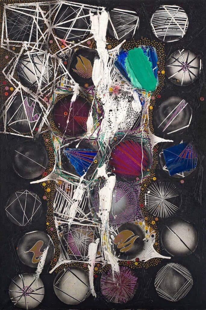 Christo Coetzee | Sammlung von Sturmelementen | R350 000 - 500 000