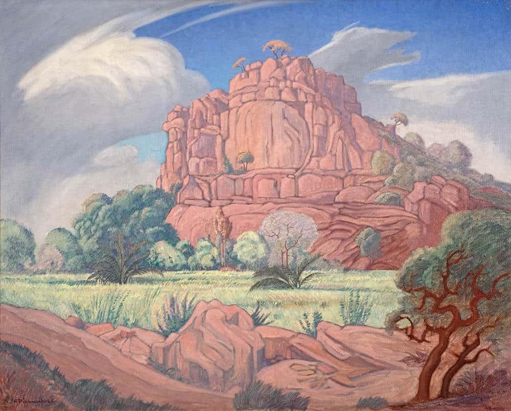 Pierneef | Elephant Castle, Selati River, Phalaborwa| R3 - 5 million