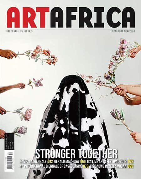 STRONGER TOGETHER: ART AFRICA, issue 14.