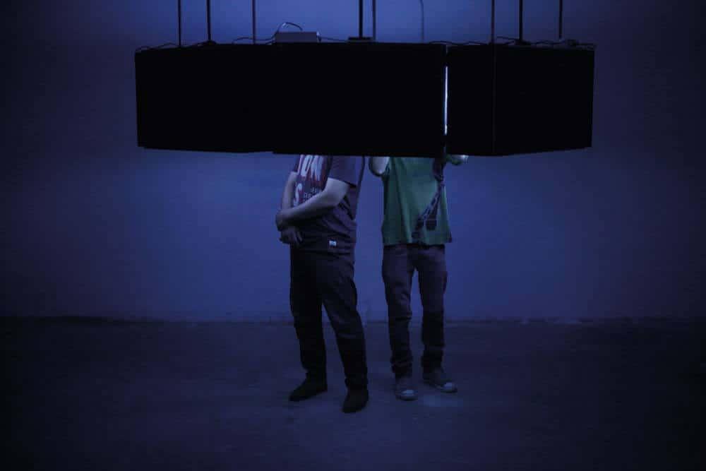Rais Said, La Disparitiondelamemoire. Courtesy of the International Biennale Casablanca.