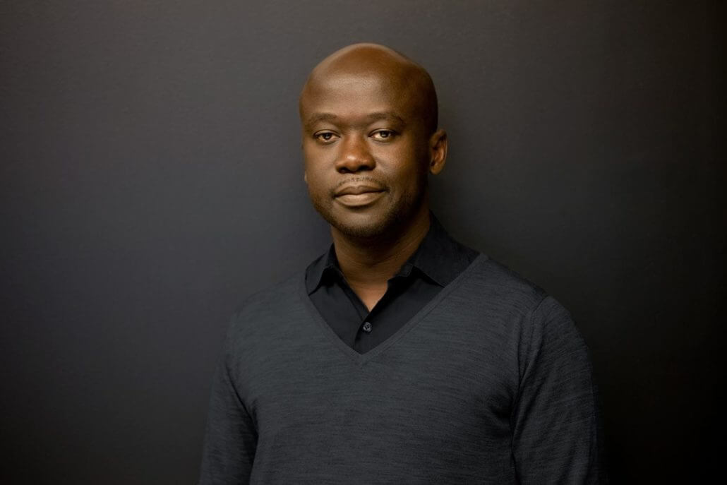 Sir David Adjaye. Photogrpher: Ed Reave