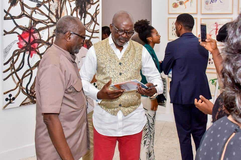 Galerie MAM, Cameroon. Photographer: Alain Ngann. Courtesy of Galerie Mam.