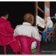 Chéri Samba / Picasso au travail / £25,000 - 35,000 / ©Chéri Samba. Image courtesy of Galerie MAGNIN-A.