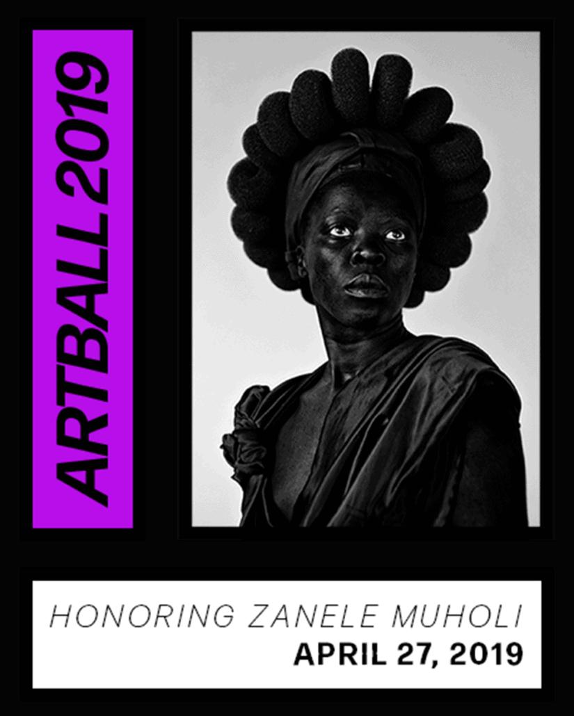 Artball 2019 - Zanele Muholi