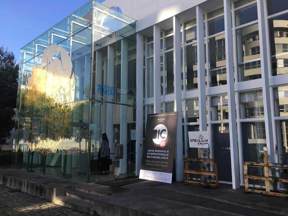 4th International Biennale of Casablanca, 2018.