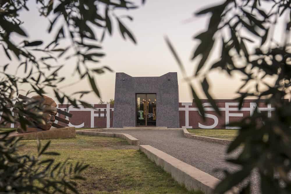 Montresso * Kunstraum in Marrakesch. © Cyril Boixel
