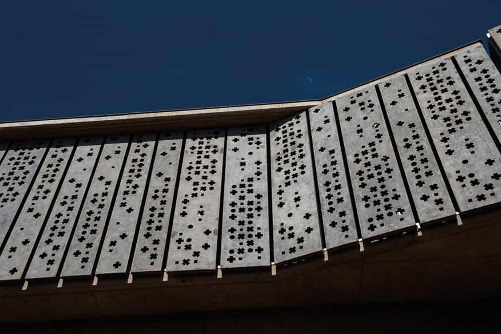 Die Brücke. Mit freundlicher Genehmigung der Javett Foundation. Fotograf: Alet Pretorius